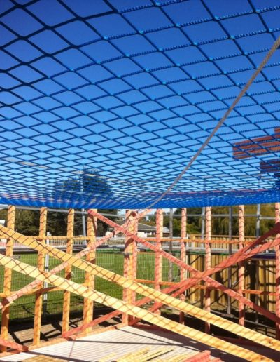 All Area Scaffolding - Safety Nets