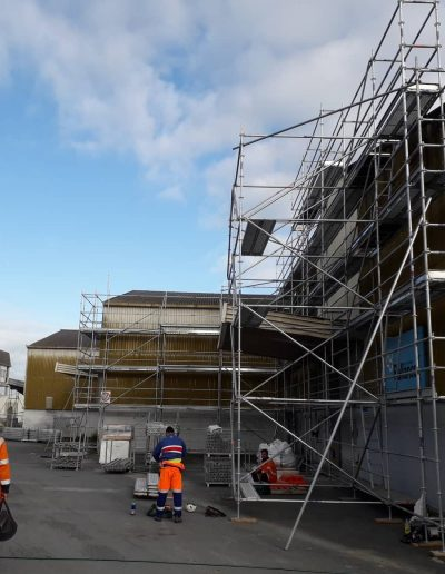All Area Scaffolding - Fixed Scaffolding