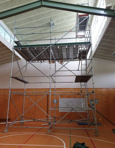All Area Scaffolding - Mobile Scaffold