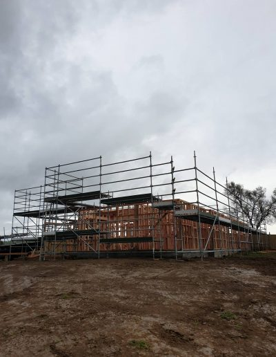 All Area Scaffolding - New build
