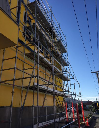 All Area Scaffolding - Pak'n'save Kilbirnie