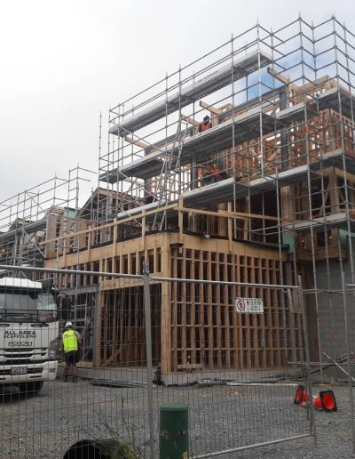 All Area Scaffolding - Tawa Apartments