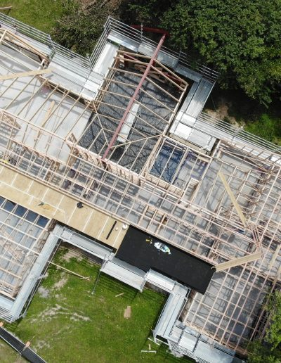 All Area Scaffolding - New Build Scaffolding